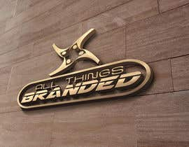 #55 for Design a Logo - All things branded by TrezaCh2010