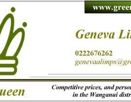 #67 for Design some Business Cards for Green Queen by Sebi71