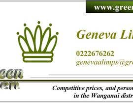 #68 for Design some Business Cards for Green Queen by Sebi71