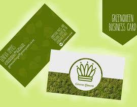 #48 cho Design some Business Cards for Green Queen bởi saptasunusae