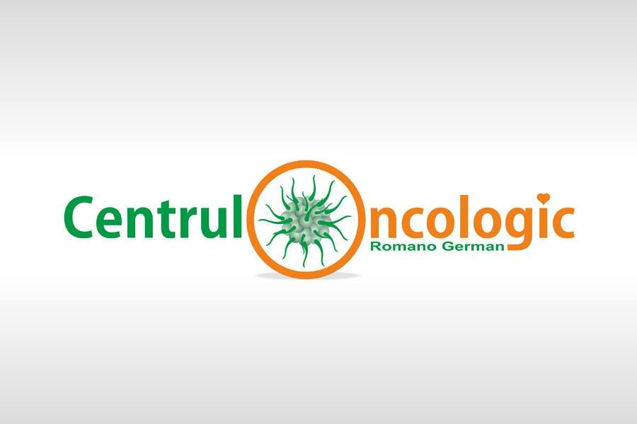 Penyertaan Peraduan #446 untuk Logo Design for Centrul Oncologic Romano German