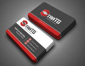 Nro 24 kilpailuun Business card redesign käyttäjältä mahmudkhan44