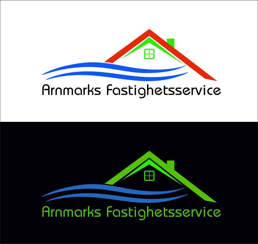 Penyertaan Peraduan #39 untuk Design a logo for Arnmarks Fastighetsservice