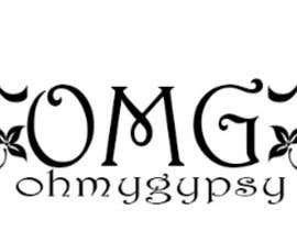 #77 for Ohmygypsy website logo by bogdandan1el