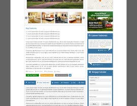 #22 for Design a Website Mockup for Estate Agent af patrickjjs