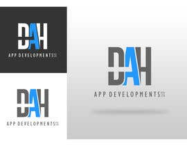 dondonhilvano tarafından Design a Logo for DAH App Developments Pty Ltd için no 40