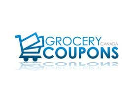 nº 98 pour Design a Logo for Grocery Coupons Canada par salutyte