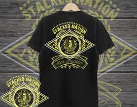 nobelahamed19 tarafından Design a T-Shirt 3'Stacks the Barber için no 45
