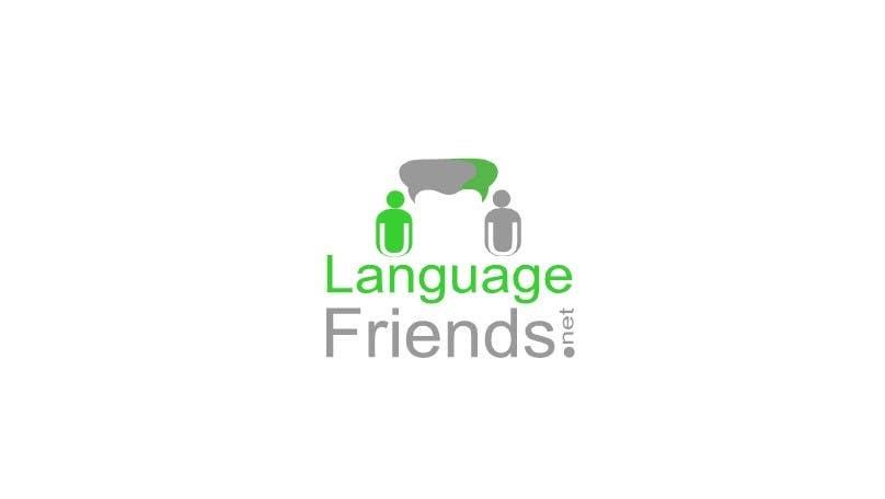 Конкурсная заявка №179 для Logo Design for An upcoming language exchange partner online portal, www.languagefriends.net
