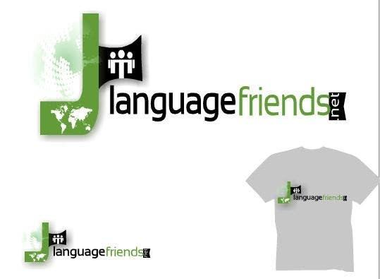 Inscrição nº 197 do Concurso para Logo Design for An upcoming language exchange partner online portal, www.languagefriends.net