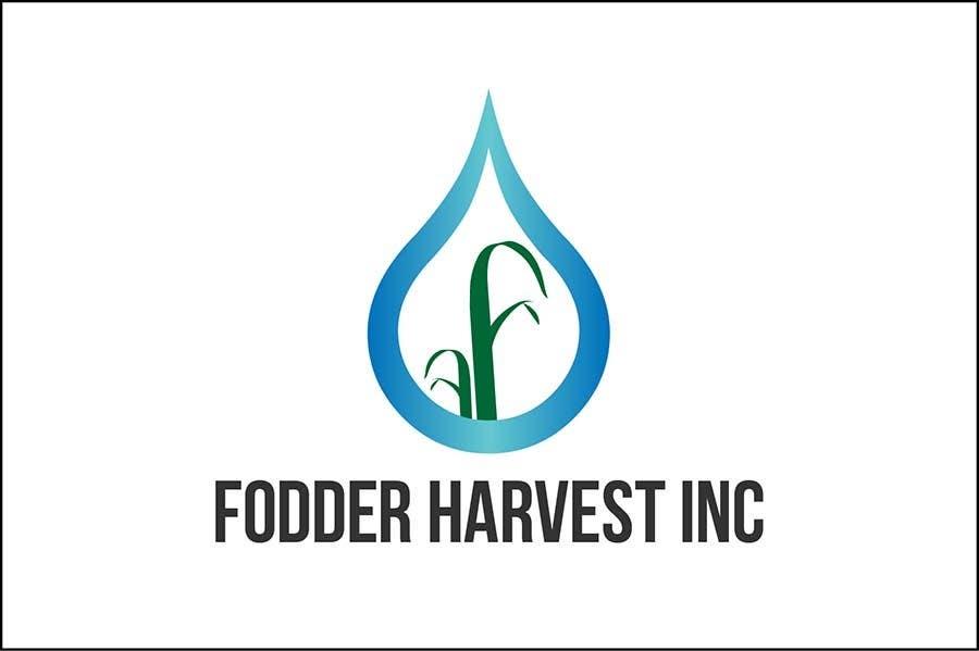 Penyertaan Peraduan #                                        18                                      untuk                                         Design a Logo for Fodder Harvest, Inc. - repost
