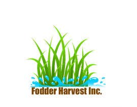 #5 for Design a Logo for Fodder Harvest, Inc. - repost af MarianaR4