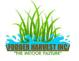 #28 for Design a Logo for Fodder Harvest, Inc. - repost af MarianaR4