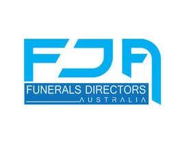 Nro 38 kilpailuun Logo Design - FDA käyttäjältä nazrulislam277
