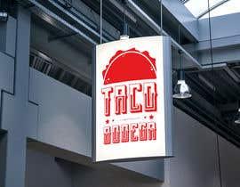 Nro 14 kilpailuun I need someone to make a logo for my taco shop käyttäjältä jcaselli