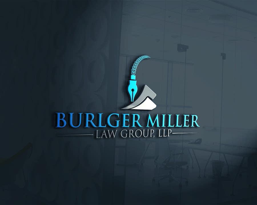 Kilpailutyö #131 kilpailussa Design a Logo for Business Law Firm