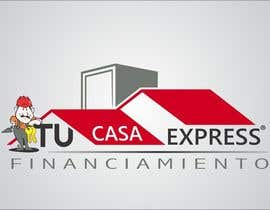 #53 untuk Re-Design LOGO and MASCOT for Tu Casa Express oleh TATHAE
