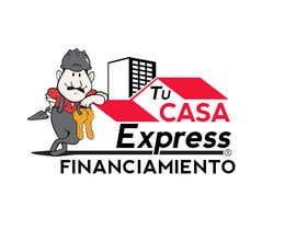 Nro 42 kilpailuun Re-Design LOGO and MASCOT for Tu Casa Express käyttäjältä stajera