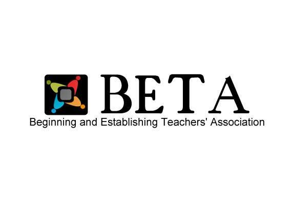 Inscrição nº 442 do Concurso para Logo Design for BETA - Beginning and Establishing Teachers' Association