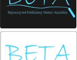 #6 for Logo Design for BETA - Beginning and Establishing Teachers' Association by perthdesigns