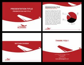 #8 cho Design Stationery for Air Transport bởi ezesol