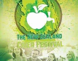 #22 for A3 Poster for The New Zealand Cider Festival by alienminds