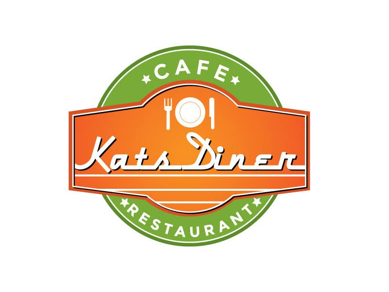 #150 for Design a Logo for an American Style Cafe/Restaurant by zaldslim