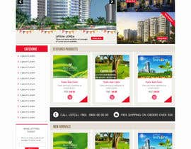 nº 2 pour Design a Website Mockup for Property Portal par saqibalizafar