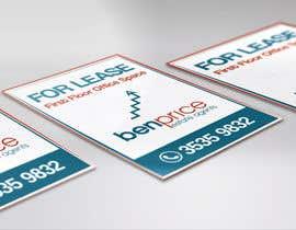 Nro 12 kilpailuun Design a for lease sign käyttäjältä YessaY