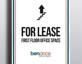 Nro 4 kilpailuun Design a for lease sign käyttäjältä markontoy