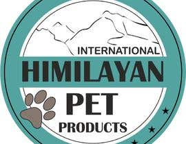 chetaniya tarafından I need a logo designed for International Himalyan Pet Products. için no 24