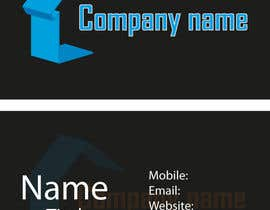 rajjab08 tarafından Design some Business Cards for new setup company için no 4