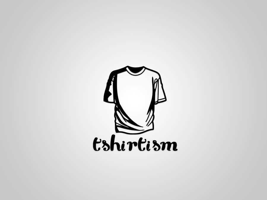 #81 for Design a Logo for tshirtism.com by only4logo