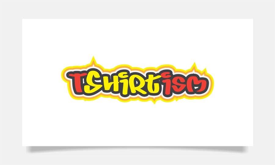 #145 for Design a Logo for tshirtism.com by rathar