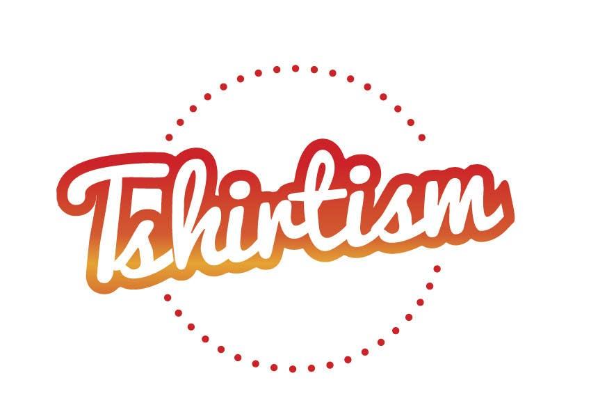 #151 for Design a Logo for tshirtism.com by dvdboldrin