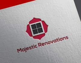 "Nro 173 kilpailuun Logo for New Renovations Company - ""Majestic Renovations"" käyttäjältä Toy20"