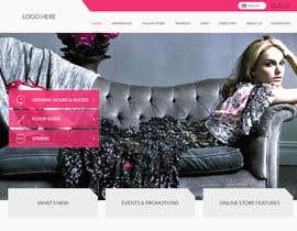 Nro 75 kilpailuun URGENT! Design a responsive website mockup [Top page only] käyttäjältä DLS1