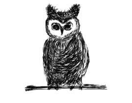 #17 for Draw me an OWL to use as a logo by cimonique