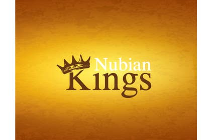 "#4 for Design a Logo for ""Nubian Kings"" Strategy Card Game af iffikhan"