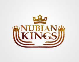 "BrainJR tarafından Design a Logo for ""Nubian Kings"" Strategy Card Game için no 9"