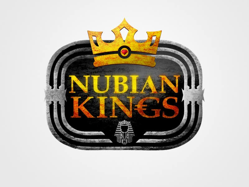 "Proposition n°11 du concours Design a Logo for ""Nubian Kings"" Strategy Card Game"