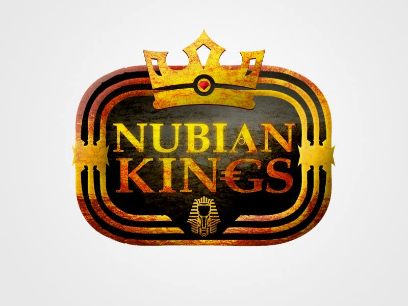 "Proposition n°12 du concours Design a Logo for ""Nubian Kings"" Strategy Card Game"