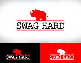 #11 for Design a Logo for Swag Hard - Supplement For Men by saligra