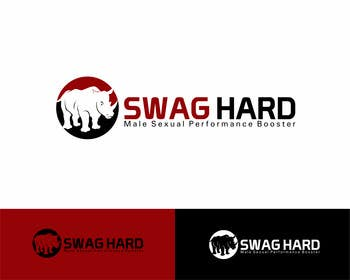 nº 44 pour Design a Logo for Swag Hard - Supplement For Men par tedi1