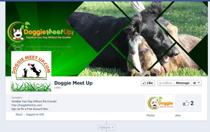 #30 for Design a Facebook Banner and Profile Pic by IllusionG