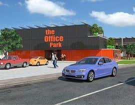 Nro 23 kilpailuun Design container office park käyttäjältä yadisudjana