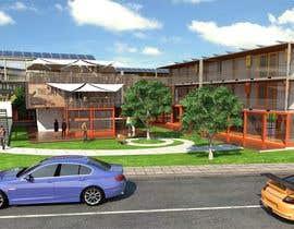 Nro 29 kilpailuun Design container office park käyttäjältä yadisudjana