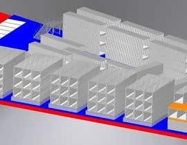 Nro 43 kilpailuun Design container office park käyttäjältä TiborR