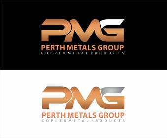 #131 for Design a Logo for Perth Metals Group af tedi1