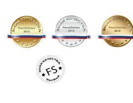 #8 для 2 badges to design with small variations от perthdesigns
